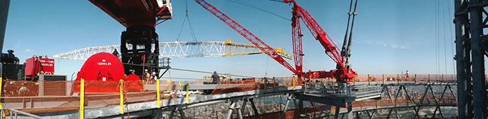 Tower Crane Dismantling