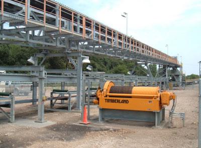 Belt Conveyor Tensioning System