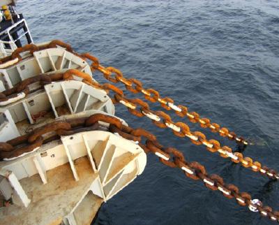 Boarding Chute Stopper