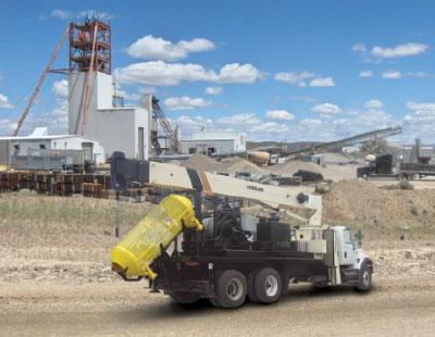Portable Mine Rescue System