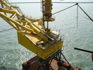 Tower Mooring and Loading System for Bohai Bay