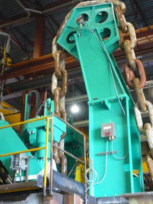 Gumusut Semisubmersible FPU mooring system
