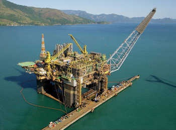Petrobras P-52 and P-56 Floating Production Unit