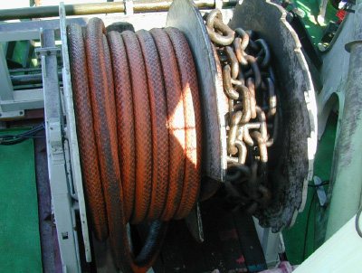 Rope Chain Winch