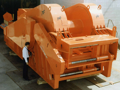 Anchor & Mooring Winches